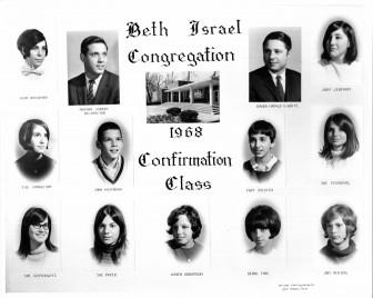 1968 confirmation class.